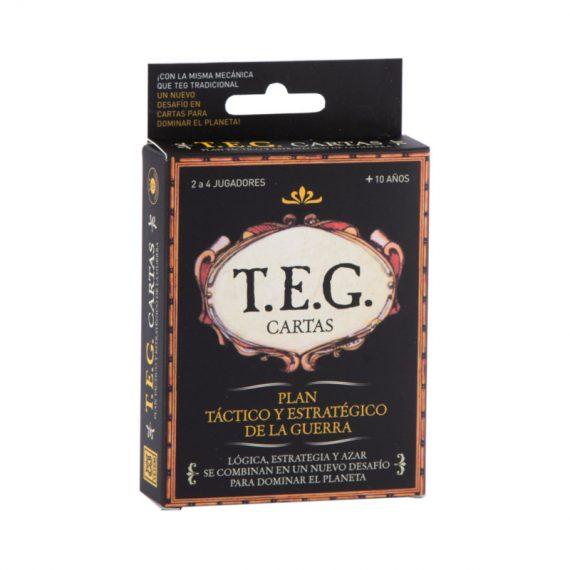 T.E.G. Cartas